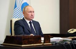 Russia says Putin won't fly to Glasgow, in blow for climate talks