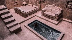 Hidden kingdom of mud and clay enchants Siem Reap