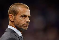 Soccer-Ceferin warns Infantino of