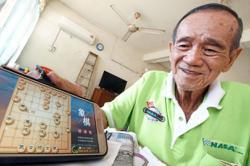 Seniors living life on their own terms