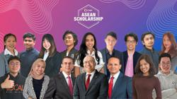 13 Asean youths get scholarships that come with internship and employment