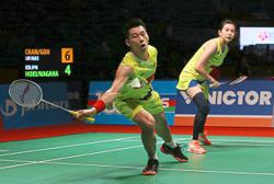 Is the end near for Peng Soon-Liu Ying after first-round exit in Odense?