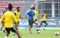 Cheng Hoe seeks home comforts for Harimau Malaya in Asian Cup qualifiers