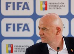 Soccer-FIFA's Infantino seeks consensus over World Cup plans