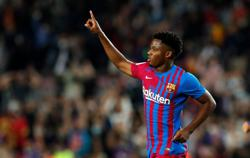 Soccer-Ansu Fati agrees new long-term Barcelona contract
