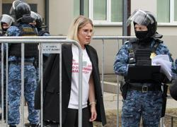 Russia put Navalny's ally Sobol on wanted list -reports