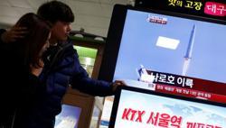 South Korea's Moon vows 'Korea space age' after rocket test falters