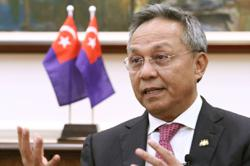 Johor MB meets with Opposition over state's 2022 Budget