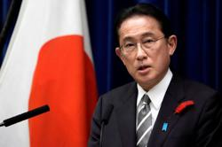 Polls suggest Japan's ruling bloc will cling to election majority