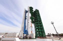 South Korea seeks space race entry with first homegrown rocket