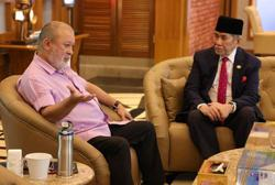 Wan Junaidi granted audience with Johor Sultan over Pulau Batu Puteh issue