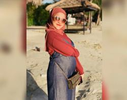 Malaysian singer Ernie Zakri advised to not overwork during pregnancy