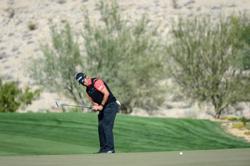 Golf-Matsuyama sizzles, Iwata leads at Zozo Championship