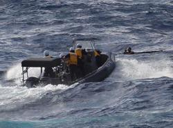 One sailor dead, two others saved from capsized boat in sea between S. Korea and Japan