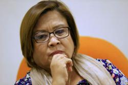 Senator De Lima debunks 'fake news' claiming she is not qualified to seek re-election