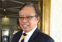 Abang Johari: State election not discussed with Sultan Nazrin, only Covid-19 matters