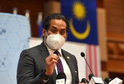 Khairy: Hospitalisations due to Covid-19 on the increase in S'gor, Putrajaya and Sarawak
