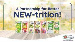 Del Monte-Vinamilk launches new products, targets 10% dairy market share in Philippines