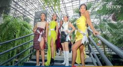 Miss Universe Thailand beauties visit botanical garden