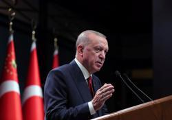 Turkey's Erdogan blasts ambassadors' call for philanthropist's release