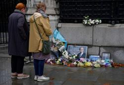 Man charged with UK lawmaker's murder, court hears he supported IS