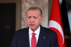 Erdogan says Turkey will recoup money paid to U.S. for F-35 jets