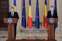 Romania's Iohannis nominates Iraqi war veteran Ciuca as PM designate