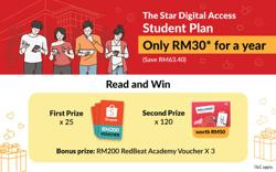 Students, here's how you can read The Star and reap rewards