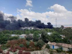 Ethiopia hits Tigray region in third day of air strikes - government