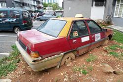 Residents urge council to remove abandoned vehicles