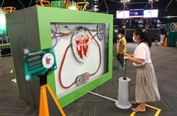 Upgraded science centre beckons