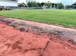 Upgrade for sports complex