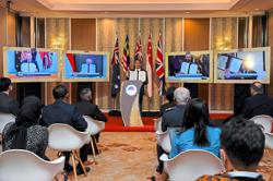 Five-nation defence pact looks to the future