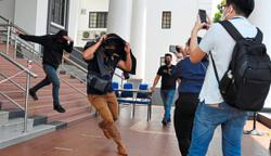 Two MACC officers plead not guilty to cheating charge
