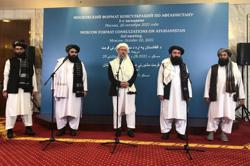 Putin says Russia is mulling excluding Taliban from list of extremist groups