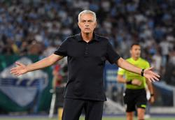 Soccer-Horror night for Mourinho as Roma hit for six in Norway