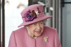 Queen Elizabeth spent a night in hospital for first time in years