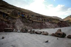 Las Bambas mine says it has no pending commitments with Peru communities blocking key road