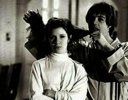 Carrie Fisher remembered by Mark Hamill on what would have been her 65th