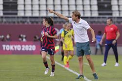 Soccer-Matildas have 'tons of motivation' for Brazil series, says coach Gustavsson