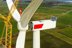 How wind turbine blades could find new life in bus shelters and bike parks
