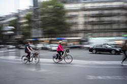 How Paris is pushing for a '100% bikeable' city concept
