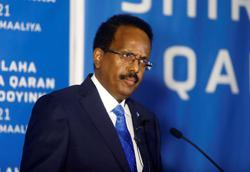 Somalia's president, prime minister agree to speed up election