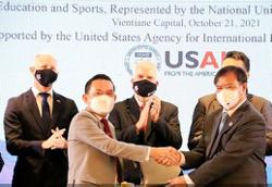 New Laos-US project to strengthen management of educational institutions