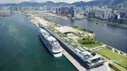 HK halts cruise-to-nowhere as virus suspected in crew member