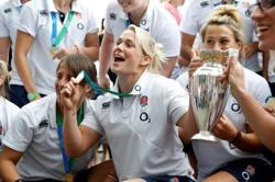 Rugby-England launches bid to host 2025 women's World Cup