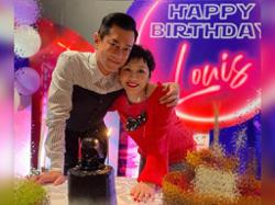 Star Wars fan Louis Koo gets Darth Vader cake for his 51st birthday