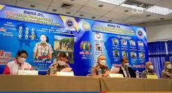 Thai police bust two major international human trafficking rings