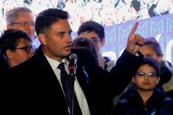 Small-town conservative mayor hopes to oust Orban in Hungary's 2022 vote