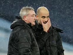 Soccer-Criticism of managers in England not as bad as in Spain, says Guardiola
